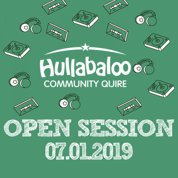 Open Session Spring 2019 7th January 2019