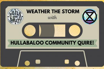 Weather the Storm Tape Image