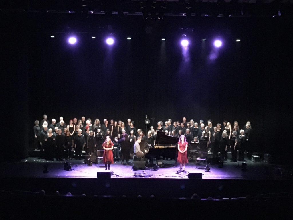 Hulla & The Unthanks   October 2019   Brighton Dome